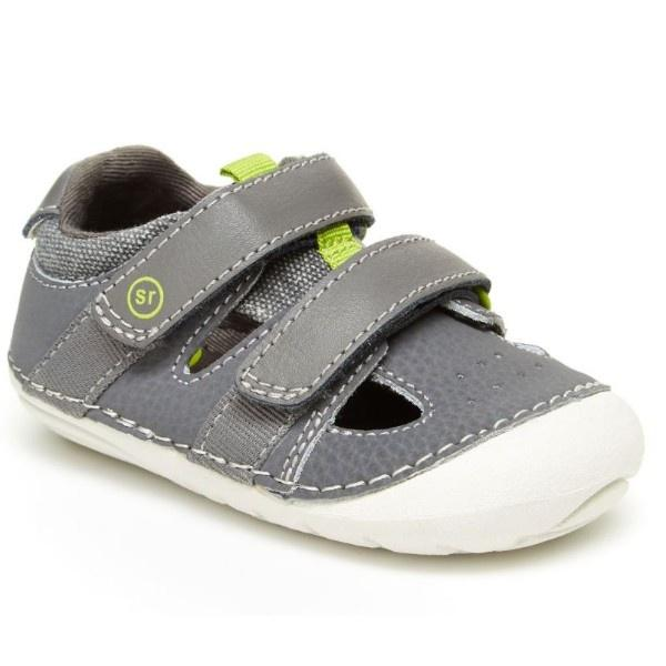Boys First Walking Shoes - Stride Rite SRT Elijah Sandals Infant/Toddler