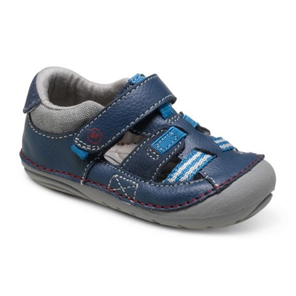 Boys First Walking Shoes - Stride Rite SRT SM ANTONIO Sandals Infant/Toddler