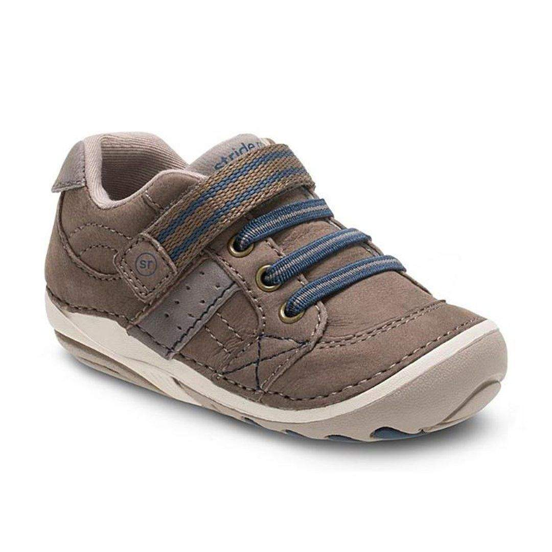 Stride Rite SRT SM Artie Truffle / Leather / Toddler