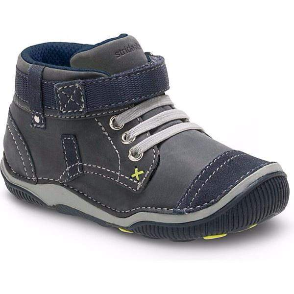 Boys First Walking Shoes - Stride Rite SRT SRT GARRETT/NAVY / Infant/Toddler