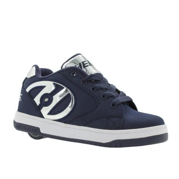Heelys Propel 2.0 Navy Ballistic Silver / Kids Heelys / Youth - ShoeKid Canada