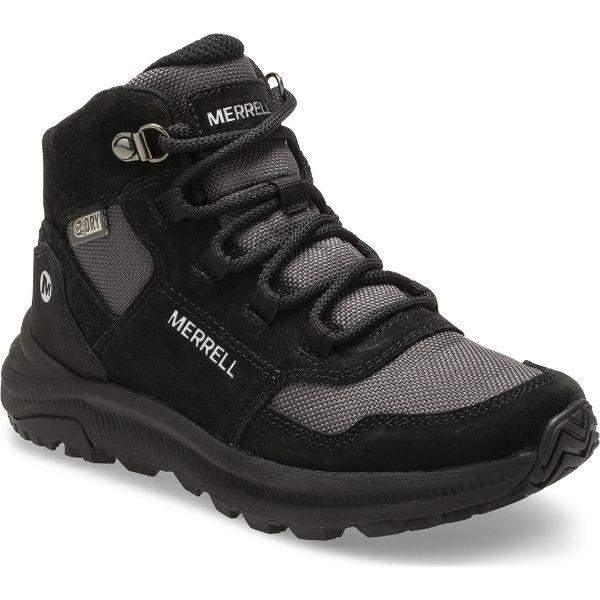 Boys Hiking Shoes - Merrell Kids Ontario 100% Boys Waterproof Boots