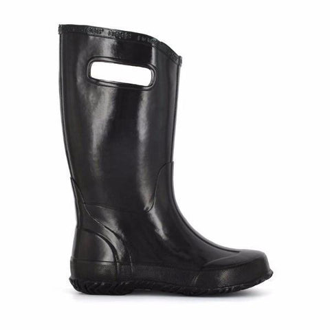 Boys Rain Boots - Bogs Rainboot Black / Youth