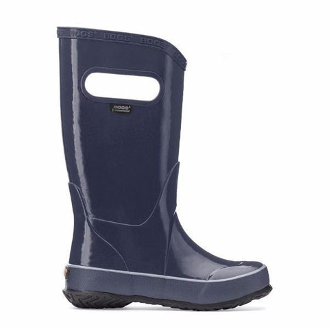 Boys Rain Boots - Bogs Rainboot Navy / Little Kids / Youth