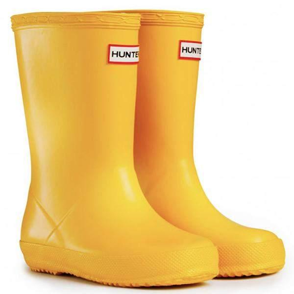 Boys Rain Boots - Hunter Kids First Classic Rainboots / Infant / Toddler