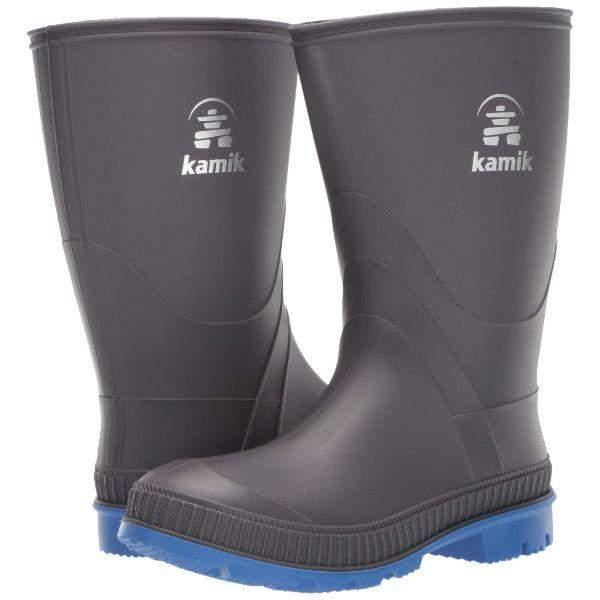 Kamik Kids' Stomp Boys Rain Boot / Made in Canada - ShoeKid.ca