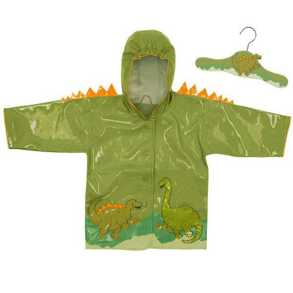 Kidorable Dinosaur Raincoat - ShoeKid.ca