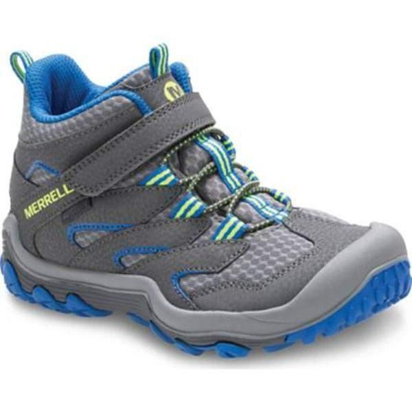 Merrell CHAM7  /Waterproof/ Hiking Boots / Youth - shoekid.ca