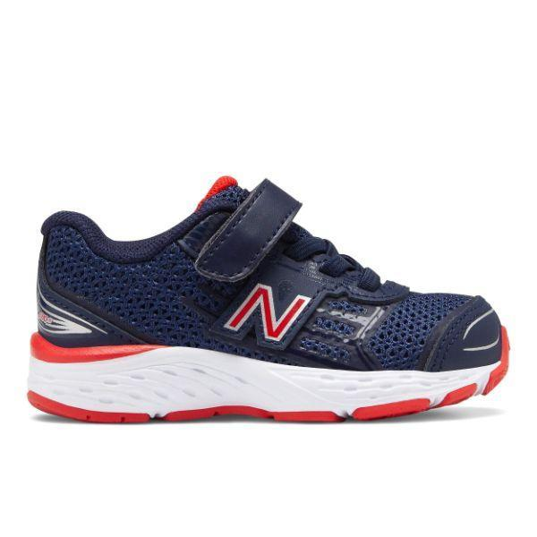 New Balance Boy's 680v5 Athletic Shoe / Toddler