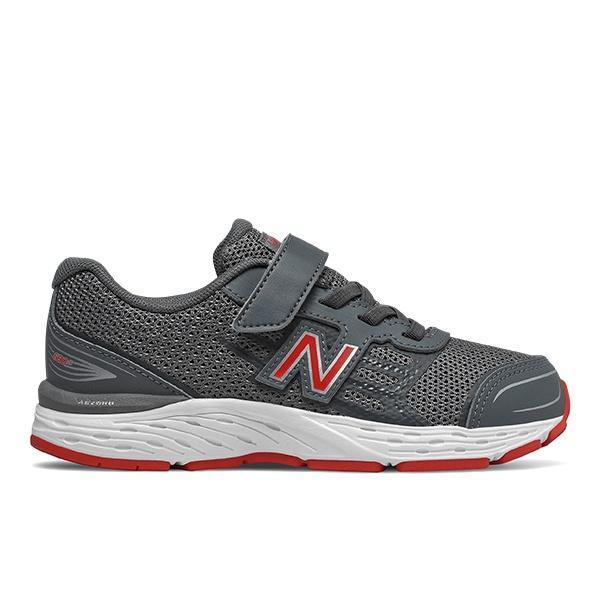 New Balance Boys YA680LR Running Shoe
