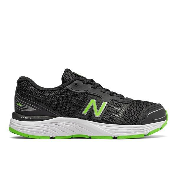 Boys Running Shoes - New Balance Boys YP680BG / Youth / Big Kids