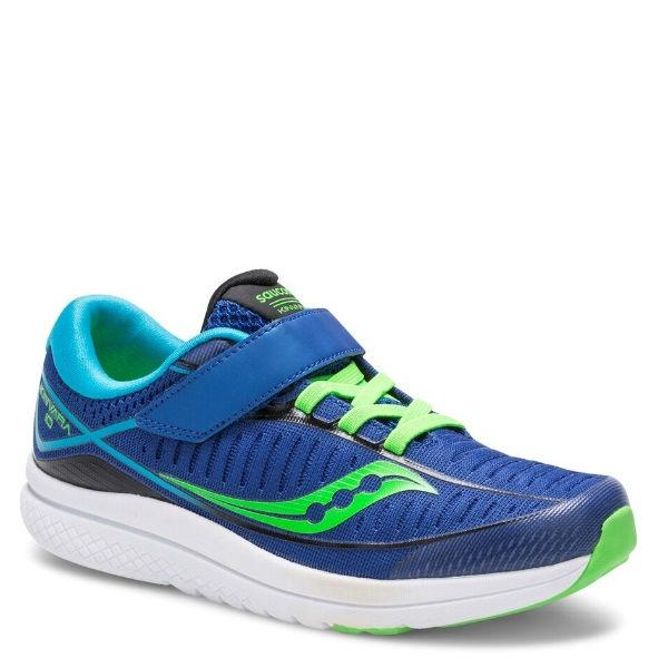 Boys Running Shoes - Saucony Kids Kinvara 10 A/C Sneaker Boys Running Shoes
