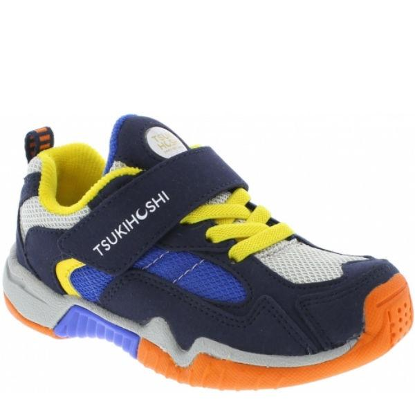 Tsukihoshi Blast Boys Running Shoes / Machine Washable - ShoeKid Canada