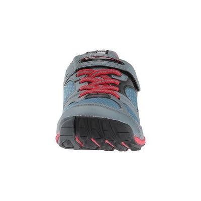 Boys Running Shoes - Tsukihoshi Youth 10 Mako / Graphite Sea / Machine Washable
