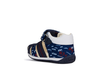 Geox Baby EACH Boys Leather Sandals / Infant / Toddler - shoekid.ca