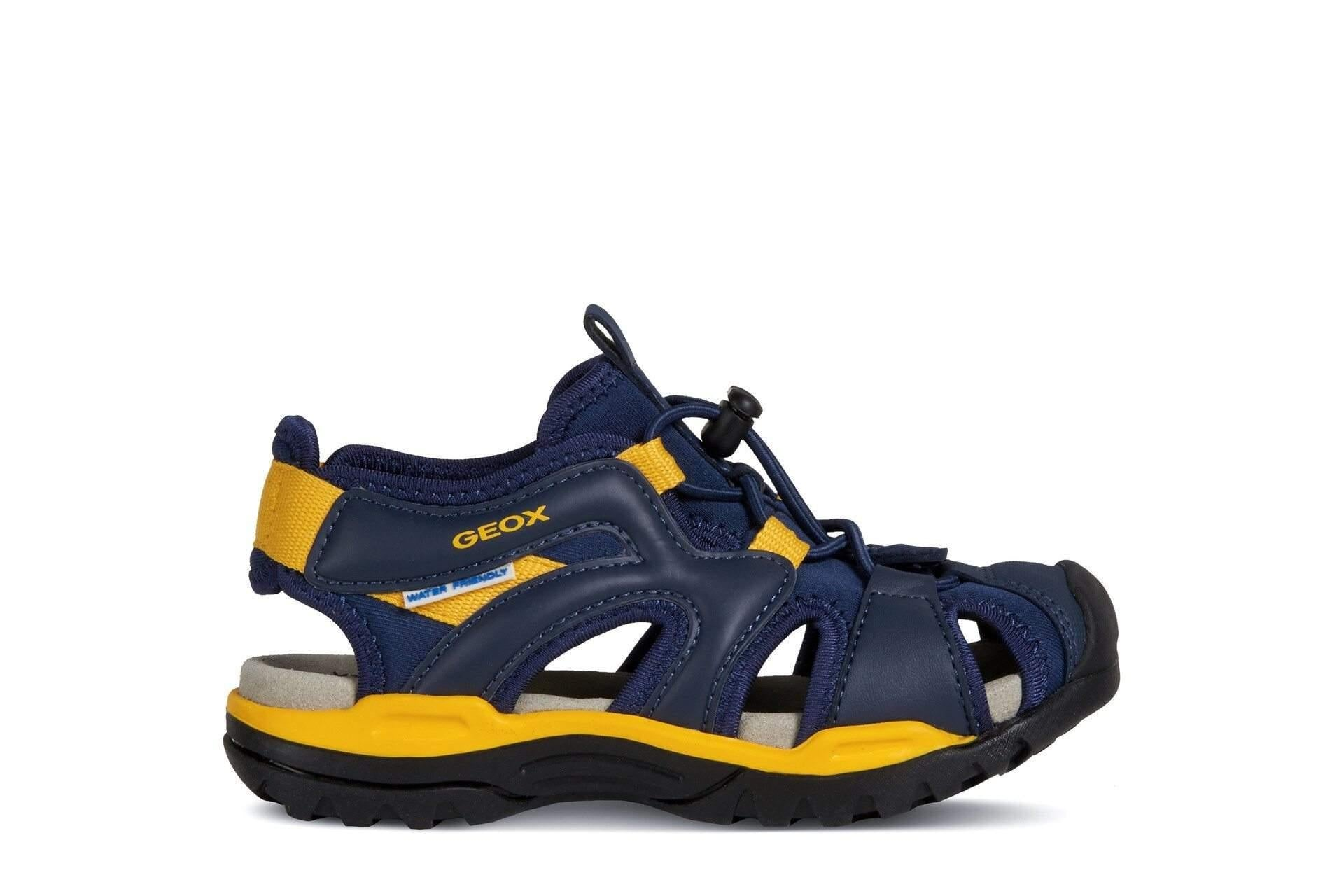 Geox BOREALIS Water Friendly Sandals / Little Kids / Youth - ShoeKid Canada