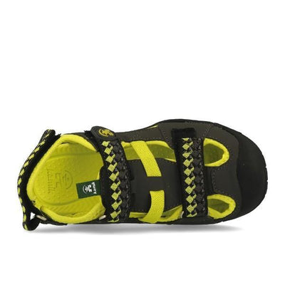 Kamik Coral Reef Charcoal / Toddler / Little Kids (Water friendly) - shoekid.ca
