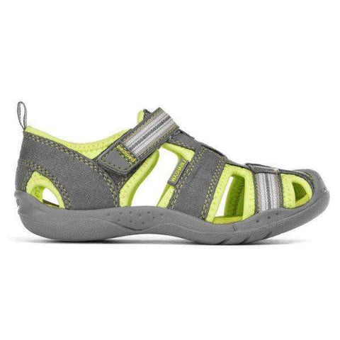 Boys Sandals - Pediped Sahara Lime
