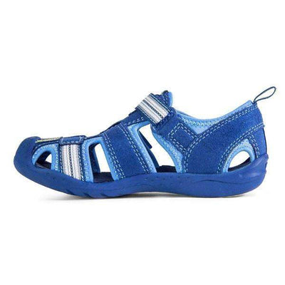 Boys Sandals - Pediped Sahara Sky / Toddler / Little Kids / Machine Washable