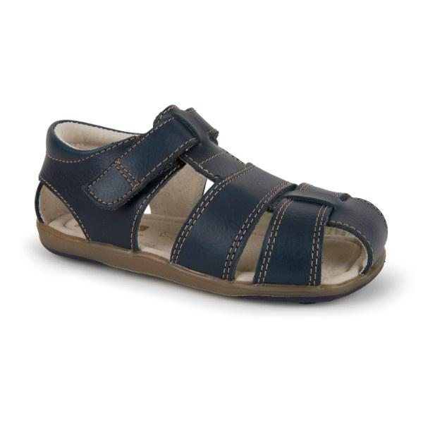 See Kai Run Jude IV Leather Sandals / Toddler / Little Kids
