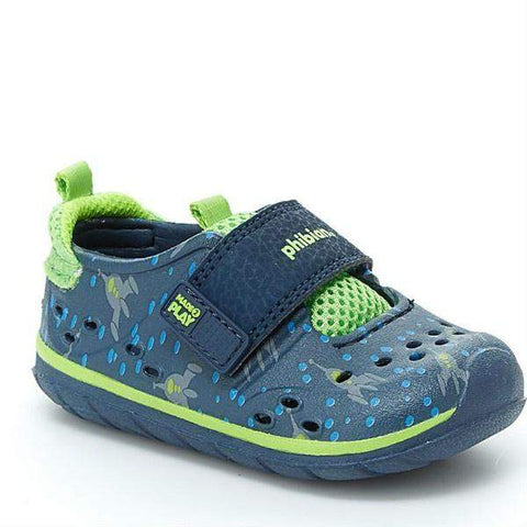 Boys Sandals - Stride Rite Baby Phibian Navy Rocket / WaterFriendly / Infant /Toddler