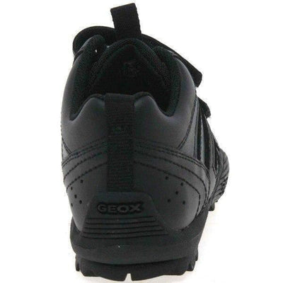 Geox Savage Leather Uniform Shoes / Little Kids / Youth - shoekid.ca