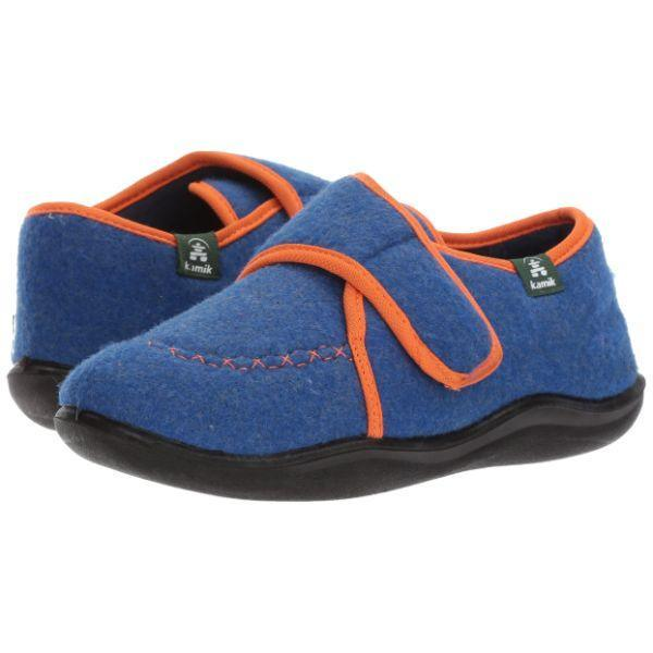 Boys Slippers - Kamik Kids' Cozylodge Boys Slippers