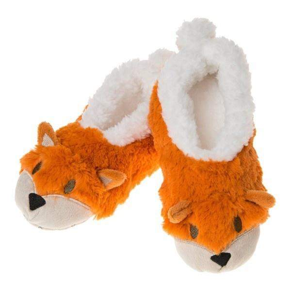 Snoozies Fox Indoor Slippers / Toddler / Little Kids - ShoeKid Canada