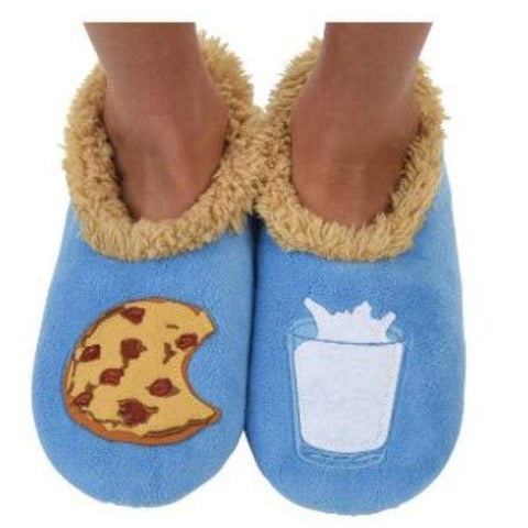 Boys Slippers - Snoozies M&C Indoor Slippers / Toddler / Little Kids