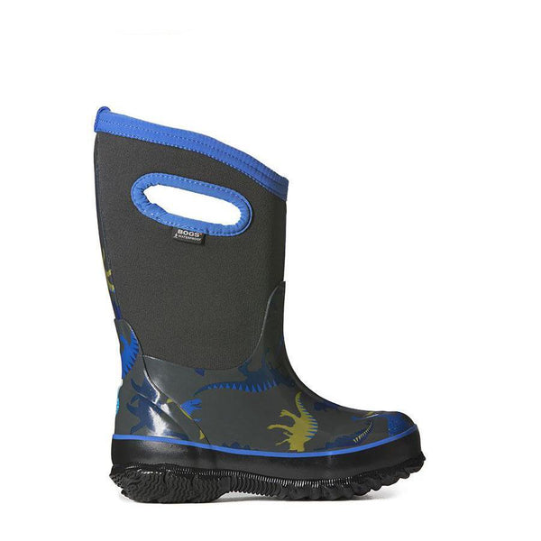 Boys Winter Boots - Bogs Classic Dino / Little Kids / Winter Boots