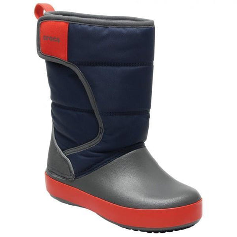 Boys Winter Boots - Crocs LodgePoint Boys Snow Boot / Toddler / Little Kids