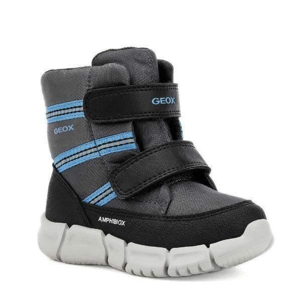 Geox Boys Flexyper ABX Waterproof Toddler Winter Boots –25C - ShoeKid Canada