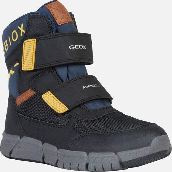 Boys Winter Boots - Geox Flexyper ABX Boys Waterproof Winter Boots -25C