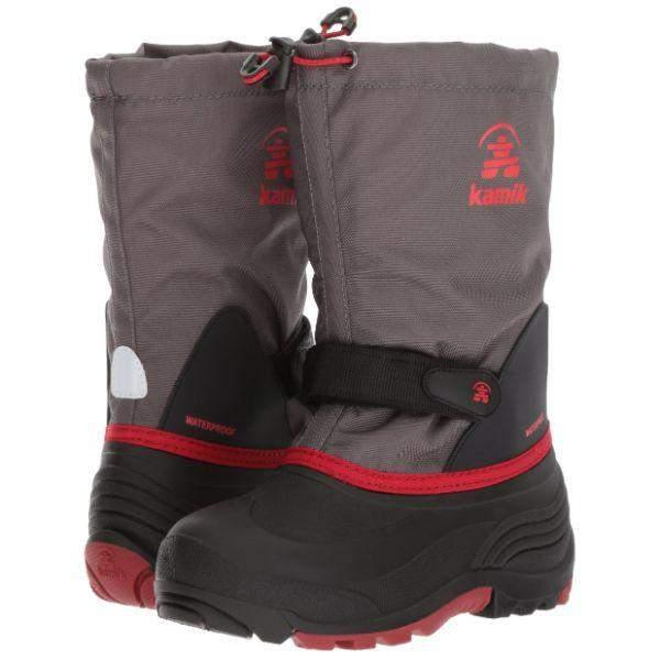 Kamik  WATERBUG5  Boys Winter Boots -40C / Kids - ShoeKid Canada
