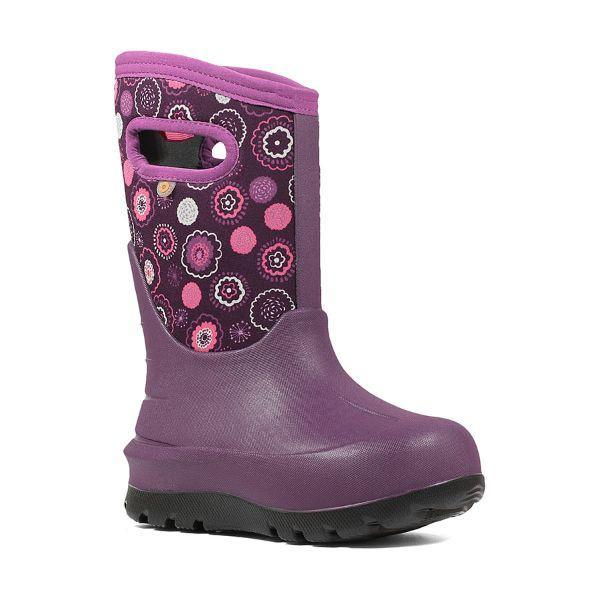 Bogs Kids Neo-Classic Winter Boot (Super Light) - 35C - ShoeKid Canada
