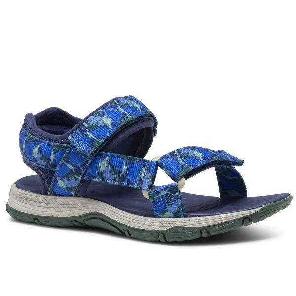Merrell Kahuna Web/Dino/Boys Sandals (Water Friendly)