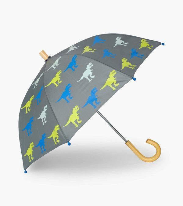 Hatley T-Rex Dinosaur Kids Umbrella