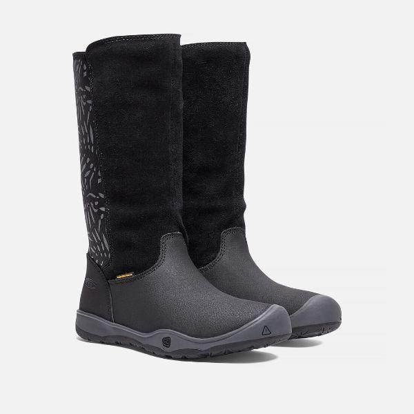 Keen MOXIE Girls Casual Boots (100% Waterproof) - ShoeKid.ca