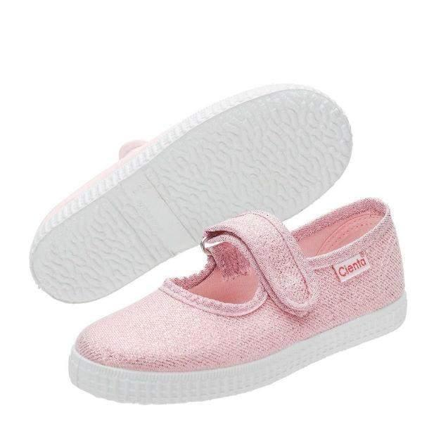 Girls Casual Shoes - Cienta Mercedes Metalizado / Made In Spain