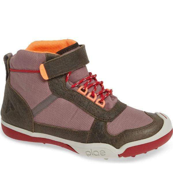 Girls Casual Shoes - Plae Kaiden Waterproof Ember Casual Boot