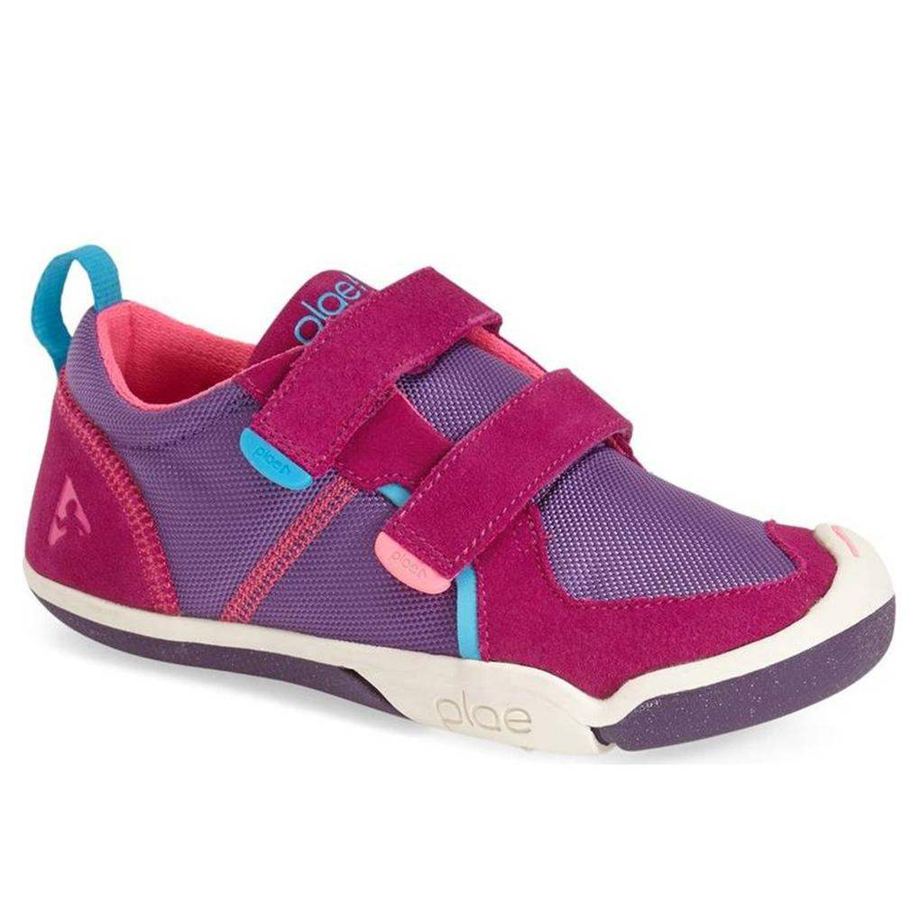 32fe626b5a86 Girls Casual Shoes - Plae Ty Fuchsia Purple - 307358 - Water Resistant