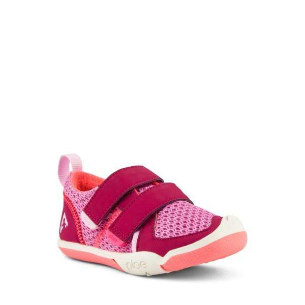 Plae Ty Hibiscus Girls Casual Shoes - ShoeKid Canada