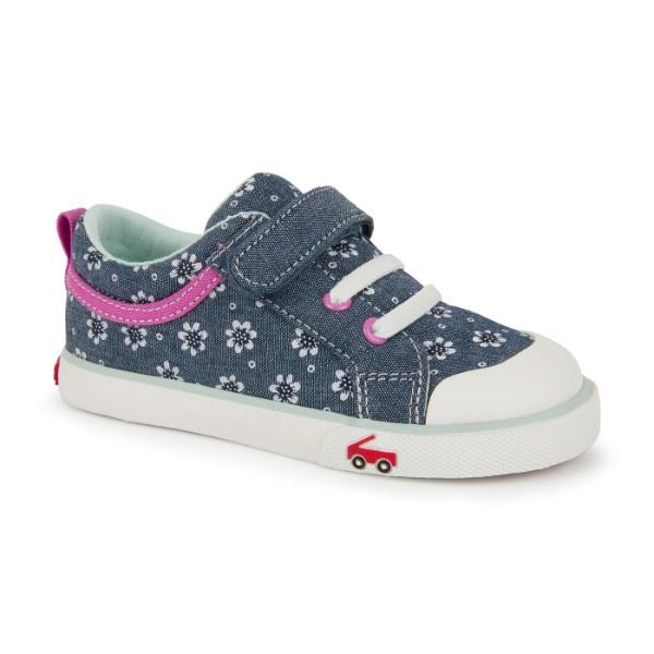 Girls Casual Shoes - See Kai Run Kristin Girls Kids Casual Shoes