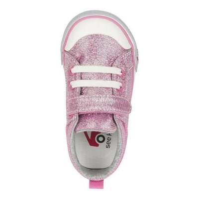 Girls Casual Shoes - See Kai Run Kristin Pink Glitter / Toddler / Little Kids