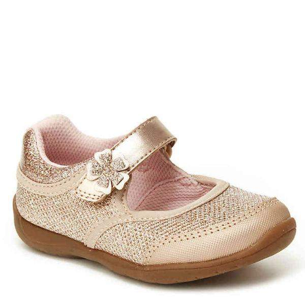 Girls Casual Shoes - Stride Rite Cassidy Rose Gold / Toddler / Little Kids