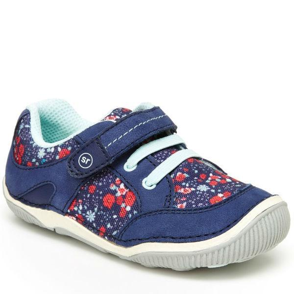 Stride Rite Rosie Girls Toddler Casual Shoes (Navy) - ShoeKid.ca
