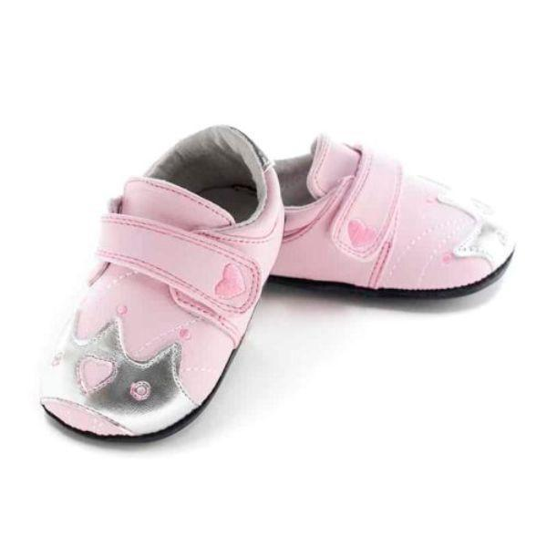 Jack \u0026 Lily Infant Baby Leather Shoes