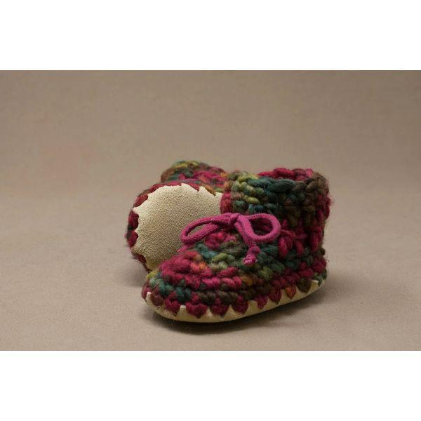 Girls First Walking Shoes - Padraig Baby Autumn / Infant / Toddler Slippers