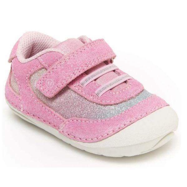 Girls First Walking Shoes - Stride Rite Jazzy Pastel Infant/Toddler Shoes
