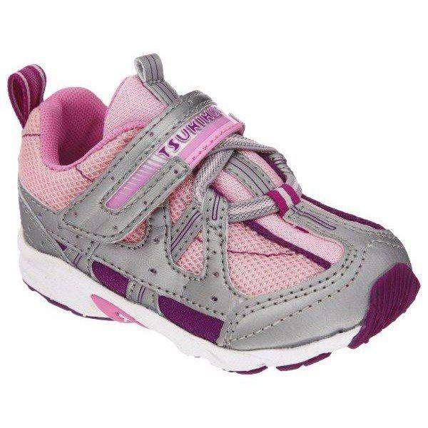 ShoeKid.ca:Tsukihoshi BABY20 SPEED (Toddler) (Machine Washable) Rose Purple
